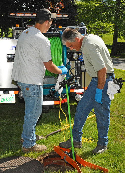 Septic Service Repair