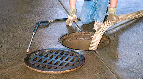Car Wash Septic Service