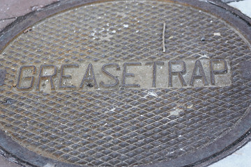 Stearns Septic Grease Trap